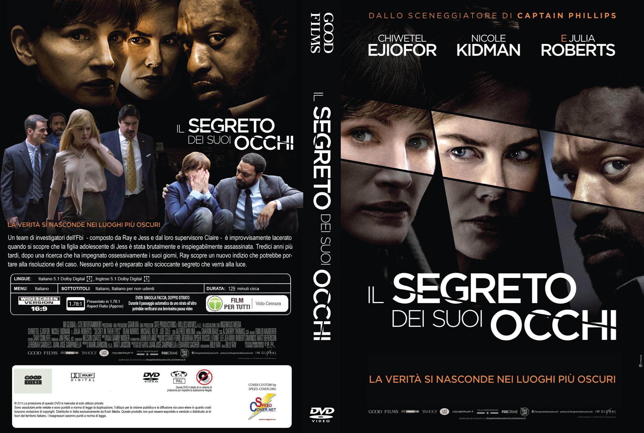 Videonoleggio vendita ilsegreto dei suoi occhi 2015 - Il giardino segreto dvd vendita ...